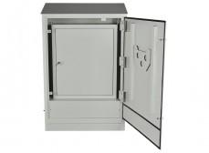 Шкаф распределительный уличный двойной ШРУД-1200 пустой ССД