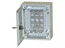 6436 1 001-20 Шкаф KRONECTION-BOX I 30DA (+ Х-03005) с поворотным замком