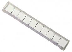 6036 2 005-02 Откидная рамка 2/8 для маркировочных табличек