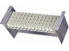Модуль подключения МП-19'-3U для плинтов ПВТ, LSA-PROFIL (каркас) ССД