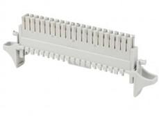 7000033611 STG2 C2 8-парный плинт с размыкаемыми контактами с нумерацией 1…0 (C252800A)