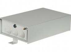 Ящик кабельный ЯК-ПМ-40/20, 1 плинт ПВТ-10Р с винтовыми клеммами ССД