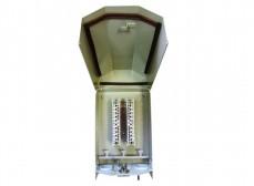 Ящик кабельный ЯК-П-10, 1 плинт ПВТ-10Р ССД