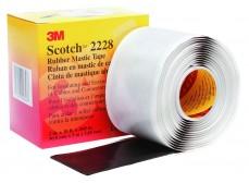 7000005986 Scotch 2228, резиново-мастичная электроизоляционная лента, 50мм х 3м