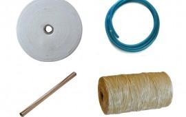 Прочие материалы для работы с кабелями