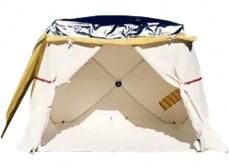 PLS-6508LGH Палатка для работы с ВОК 6508LGH,240х240х200см