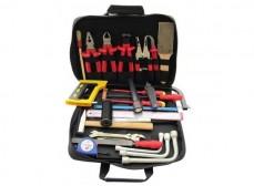 Комплект инструмента кабельщика-спайщика -3 (02) (пластмассовый ящик)