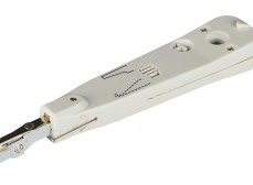 TI1-G211-P ITK Инструмент для заделки, тип Krone с крючками серый