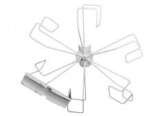 Устройство для подвеса муфты и намотки запаса кабеля облегченное ССД