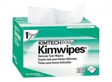 Салфетки Kim-Wipes, безворсовые (280 шт. в упаковке)