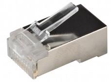 CS3-1C5EF ITK Разъём RJ-45 FTP для кабеля кат.5Е