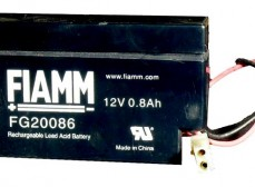 Аккумулятор 12V 0,8Ah