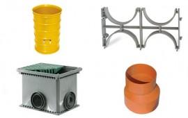 Трубы и аксессуары различного назначения