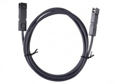 PC01-110-1P2M ITK Патч-корд 110-110 1 пара, кат.5Е, 2м, серый