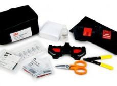 7000031711/80611323751 Fibrlok™ 2559 Набор для соединения оптического кабеля (без скалывателя) для м