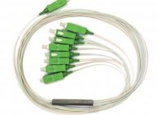 Разветвитель РО-1х8 -PLC -SM/0,9 -1,0 м-SC/APC