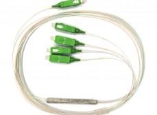 Разветвитель РО-1х4 -PLC -SM/0,9 -1,0 м-SC/APC