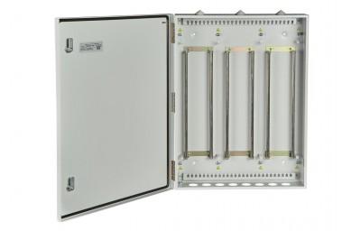 Шкаф распределительный телефонный настенный ШРН-В/450(пустой) ССД