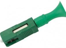 7000031721/80611326275 NPC 8800 SC/APC Неполируемый коннектор с угловым стыком торцов оптических вол