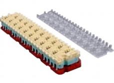 7000031493/80610416218 MS2™ 4005-DPM/TR соединитель подключ. на 25 пар жил 0.32-0.65 мм