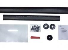 Муфта прямая МСБВБ-П-Пу-12-14 с водоблок.мат. ССД