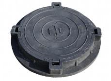 Люк ГТС (ППЛ) армированный тип С нагрузка до 8 тн