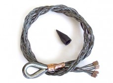 Чулок оптического кабеля ЧОКК-9/18 с коушем