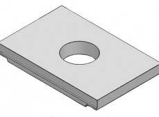 Плита покрытия П-2