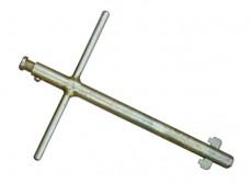 Ключ крышки люка ККЛ-0 ССД