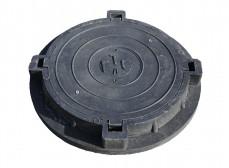Люк ГТС (ППЛ) армированный с запорным устройством тип С нагрузка до 8 тн